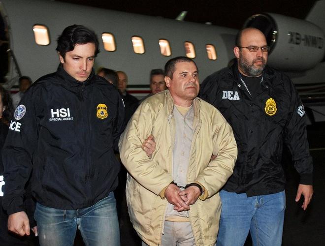 El Chapo bi giam tai nha tu te hon ca Guantanamo hinh anh 1