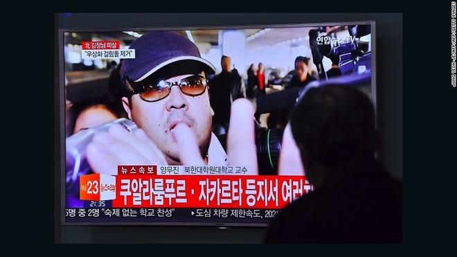 Han Quoc phu nhan 'cau ket' voi Malaysia vu Kim Jong Nam hinh anh 1