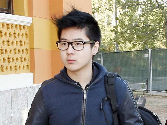 Kim Han Sol: 'Hoang tu be' Trieu Tien co don noi xu nguoi hinh anh