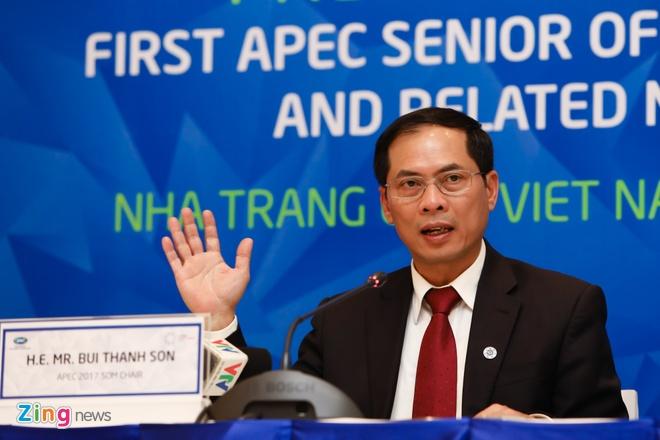 hoi nghi APEC tai Nha Trang anh 1