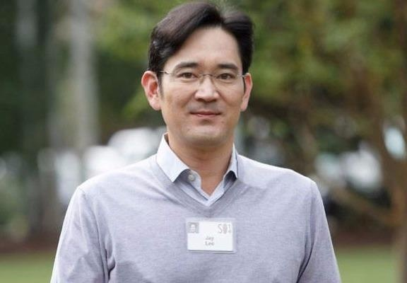 'Thai tu Samsung' co the co loi khi tong thong Han bi phe truat hinh anh