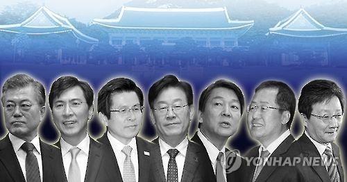 Nhung ung vien sang gia thay the ba Park lam tong thong Han hinh anh 1