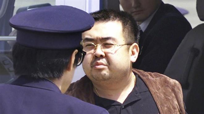 thi the Kim Jong Nam duoc ban giao anh 1