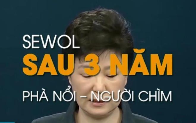 Hashtag tuan qua: Sewol sau 3 nam, pha noi nguoi chim hinh anh
