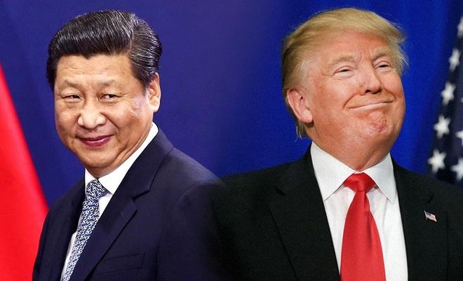 Cuoc gap Trump - Tap: 'Nuoc My vi dai' va 'Giac mong Trung Hoa' hinh anh