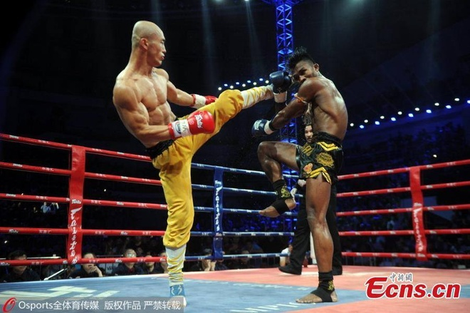Hang loat cao thu vo lam Trung Quoc tuyen chien voi vo su MMA hinh anh 3
