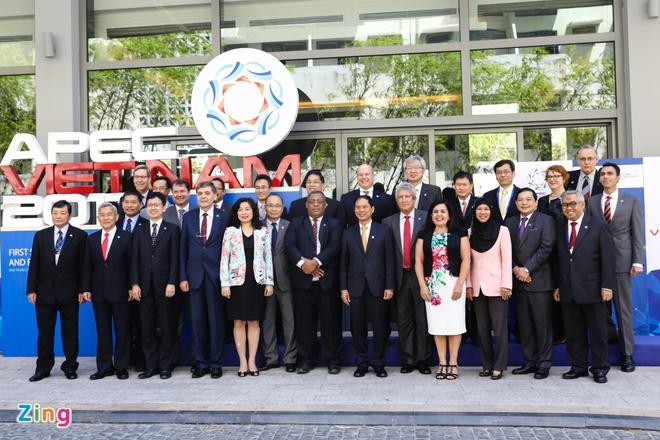 Nam APEC 2017: Tam nhin va vi the moi cua Viet Nam hinh anh 3