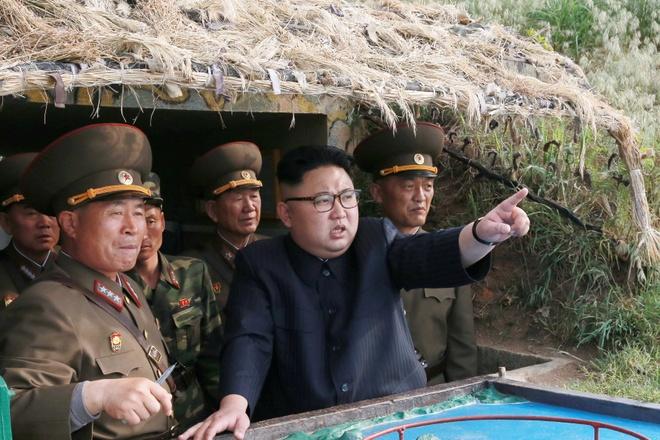 Trieu Tien muon dan do nguoi am muu am sat Kim Jong Un hinh anh 1