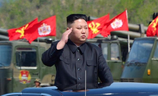 Trieu Tien muon dan do nguoi am muu am sat Kim Jong Un hinh anh