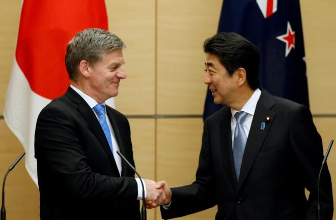 Nhat va New Zealand cung no luc 'hoi sinh' TPP hinh anh 1