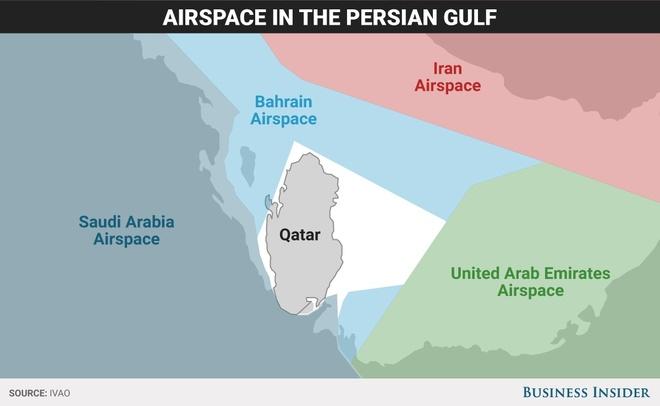 Tinh the 'ngan can treo soi toc' cua Qatar Airways hinh anh 1