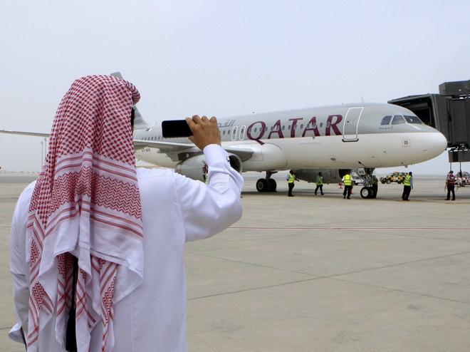Tinh the 'ngan can treo soi toc' cua Qatar Airways hinh anh 2