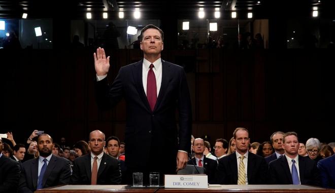 Trump chi trich cuu iam doc FBI anh 1