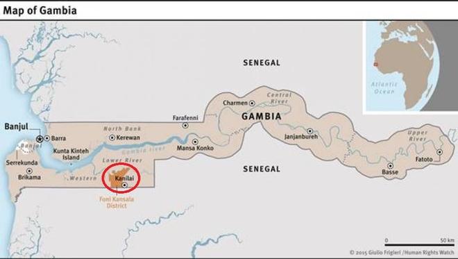 tong thong ty nam Gambia anh 2