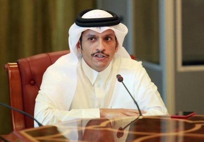 Ngoai truong Qatar len an cam van 'bat cong', 'phi phap' hinh anh