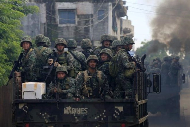 Philippines quyet giai phong Marawi trong tuan nay hinh anh 1