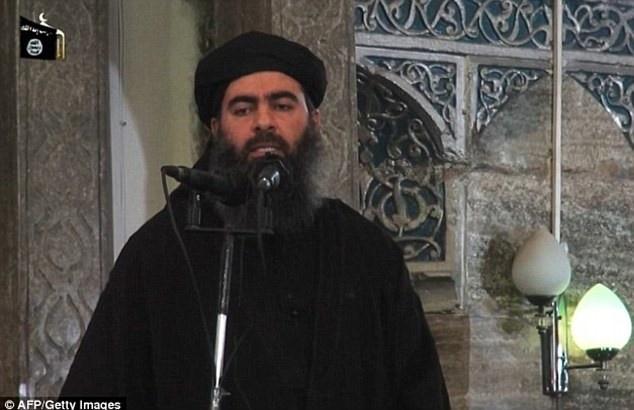 IS xac nhan thu linh Baghdadi da chet, chua co nguoi ke vi hinh anh