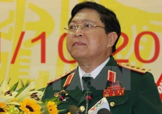 Bo truong Quoc phong Ngo Xuan Lich sap tham My hinh anh 1