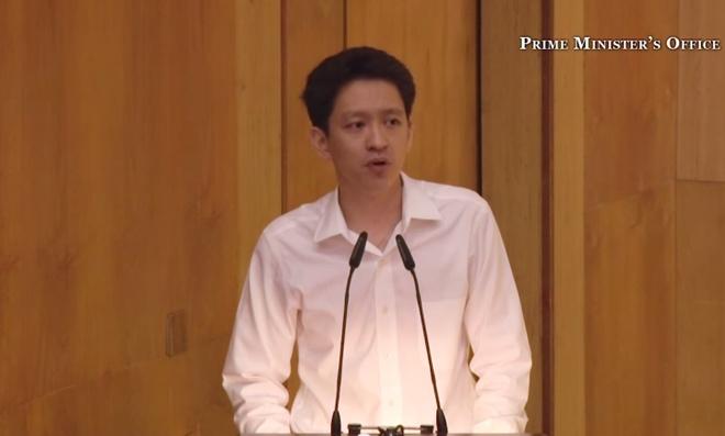 Chau trai Ly Quang Dieu bi chinh phu Singapore khoi kien hinh anh 1