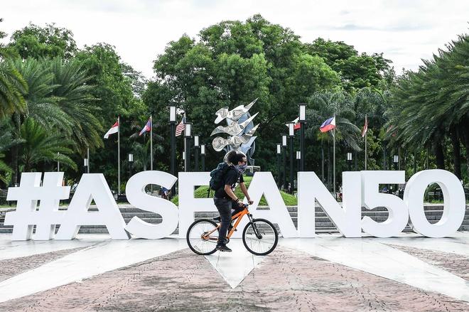 ASEAN: Tu Chien tranh Lanh toi 50 nam xua tan ngo vuc hinh anh