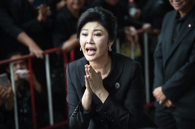 Ba Yingluck da roi khoi Thai Lan nhu the nao? hinh anh