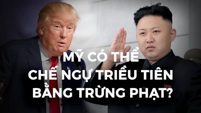 Hashtag tuan qua: Cam van cua My voi Trieu Tien se hieu qua? hinh anh