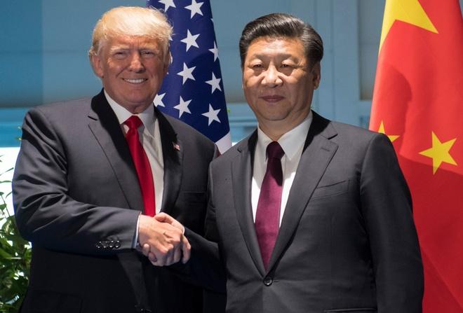 Chu tich Trung Quoc hy vong chuyen tham cua TT Trump thanh cong hinh anh