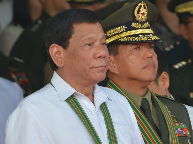 Duterte bi giam ty le ung ho vi cuoc chien ma tuy o Philippines hinh anh