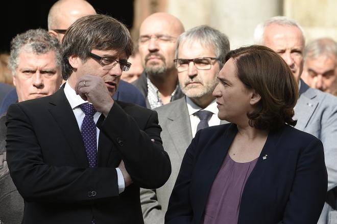 Tay Ban Nha se 'treo' chinh quyen Catalonia, keu goi bau cu hinh anh 2