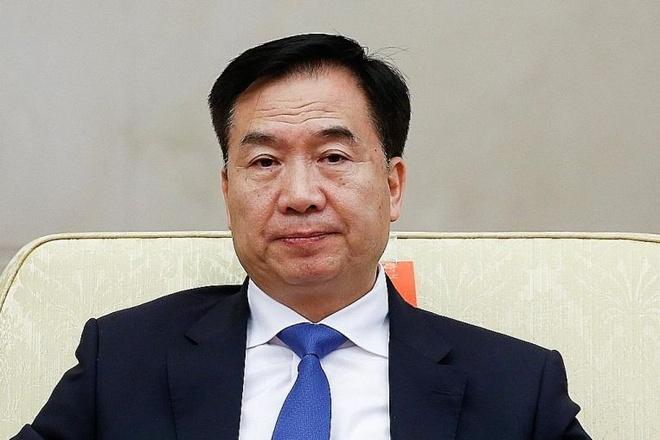 Ong Ly Hi thay Ho Xuan Hoa lam bi thu Quang Dong hinh anh 1
