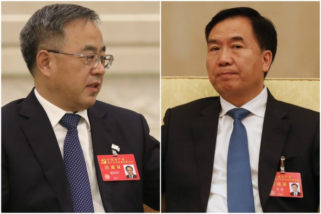 Ong Ly Hi thay Ho Xuan Hoa lam bi thu Quang Dong hinh anh