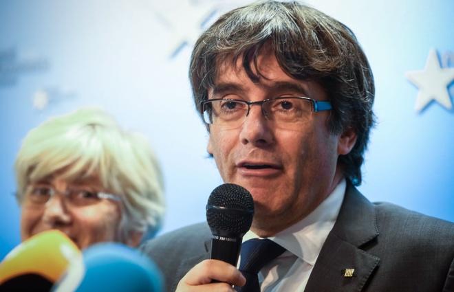 Tay Ban Nha de nghi EU ra lenh bat cuu thu hien Catalonia hinh anh