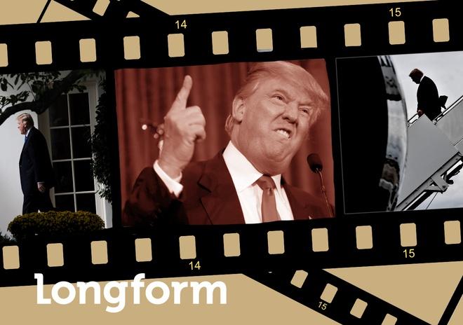 Donald Trump va 365 ngay 'chong lai tat ca' hinh anh