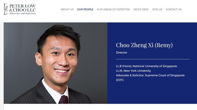 Luat su Choo: 'Ong Vu mang 2 ho chieu co ten khac nhau' hinh anh 1