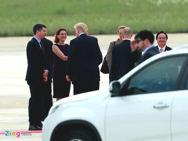 Trump tham Viet Nam anh 19