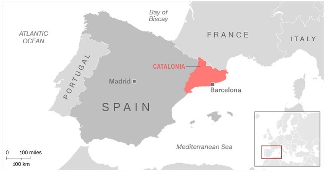 Tay Ban Nha cao buoc Nga can thiep trung cau dan y Catalonia hinh anh 2