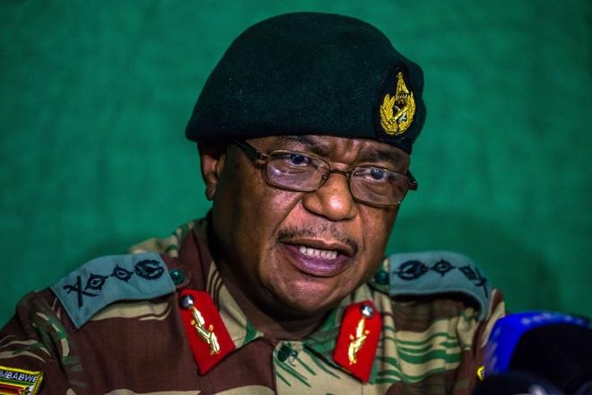 Am muu am sat va su phan boi: Bi mat dang sau vu lat do Mugabe hinh anh