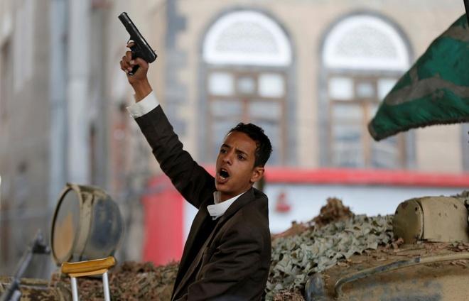 Con trai cuu tong thong Yemen bi sat hai keu goi tra thu hinh anh