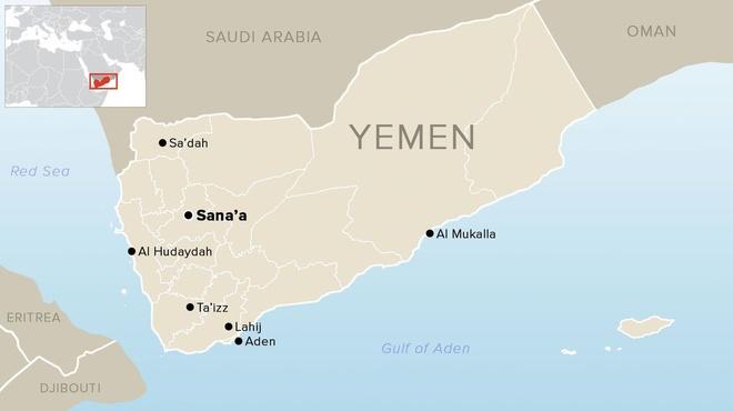 Con trai cuu tong thong Yemen bi sat hai keu goi tra thu hinh anh 2