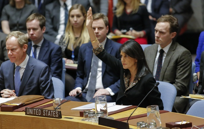 My se 'diem danh' nhung nuoc chong Trump ve Jerusalem hinh anh 1
