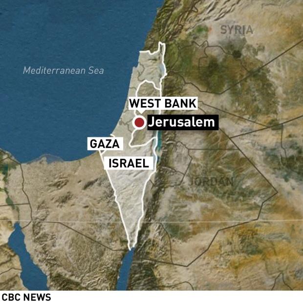 My se 'diem danh' nhung nuoc chong Trump ve Jerusalem hinh anh 2