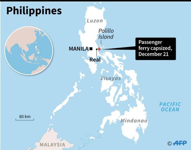 Pha cho 251 nguoi lat ngoai khoi Philippines hinh anh 1