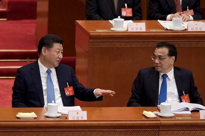 'Xiconomics': Ong Tap chi phoi dinh huong kinh te Trung Quoc dai han hinh anh 1