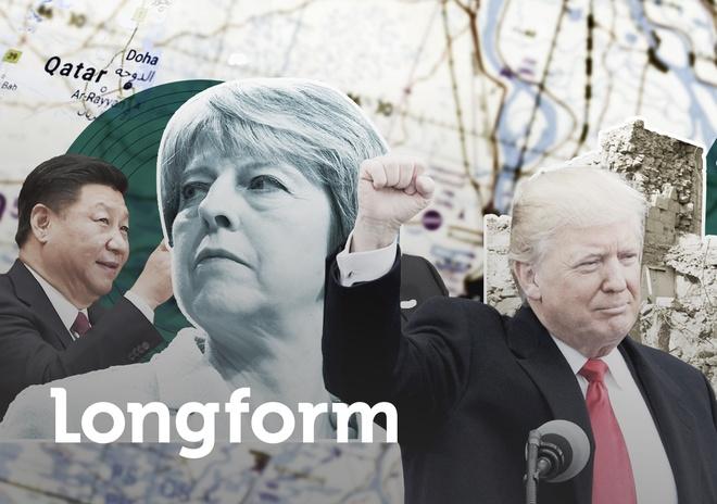 Toan canh the gioi 2017: Sau 'dia chan Donald Trump' la gi? hinh anh