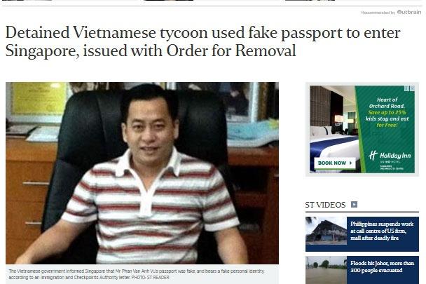 'Ong Phan Van Anh Vu da bi Interpol phat lenh truy na do' hinh anh 1