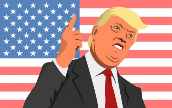 'Sau mot nam, ong Trump van bo ngo nhu ngay dau tien' hinh anh