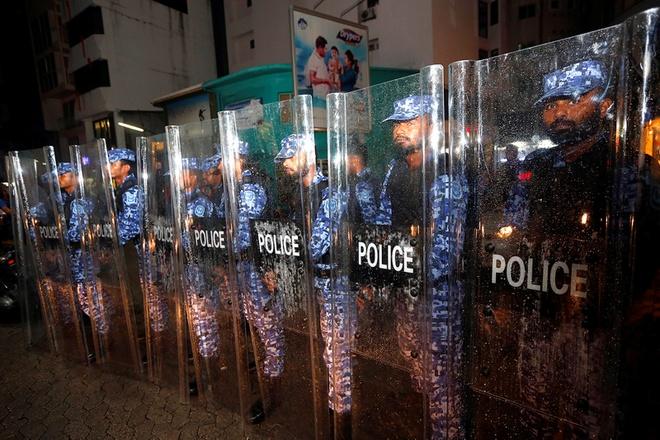 Bo Ngoai giao: Khong nen den Maldives thoi gian nay hinh anh 1