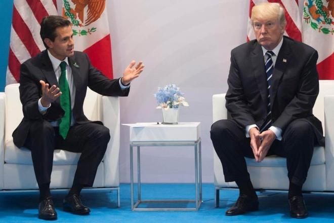 TT Mexico huy chuyen tham My sau dien dam gay gat voi Trump hinh anh