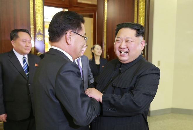 Loi ke cua quan chuc Han Quoc ve bua toi cung Kim Jong Un hinh anh 2