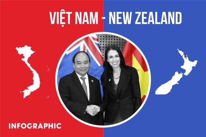 Dao quoc kiwi: 43 nam quan he voi Viet Nam va nhung con so hinh anh